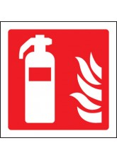 Fire Extinguisher Symbol